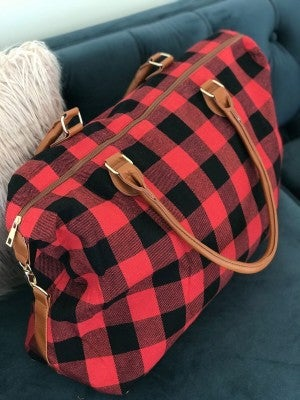 Buffalo Check Weekender *Final Sale*