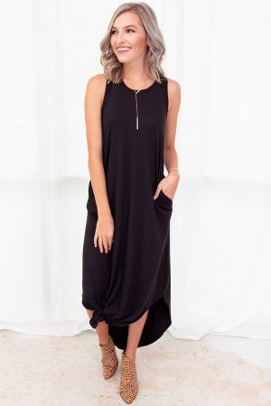 Black to Fall Dress