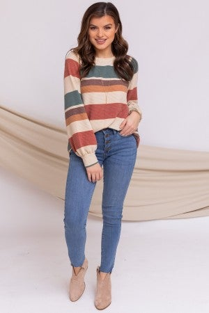 Must Have Striped Top