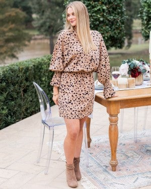 Worth the Chase Dress