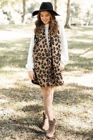 Leopard Dreams Scarf