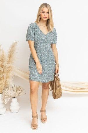 Walking on Sunshine Dress
