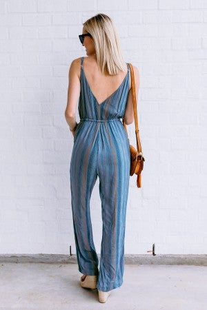 On the Dot Jumpsuit