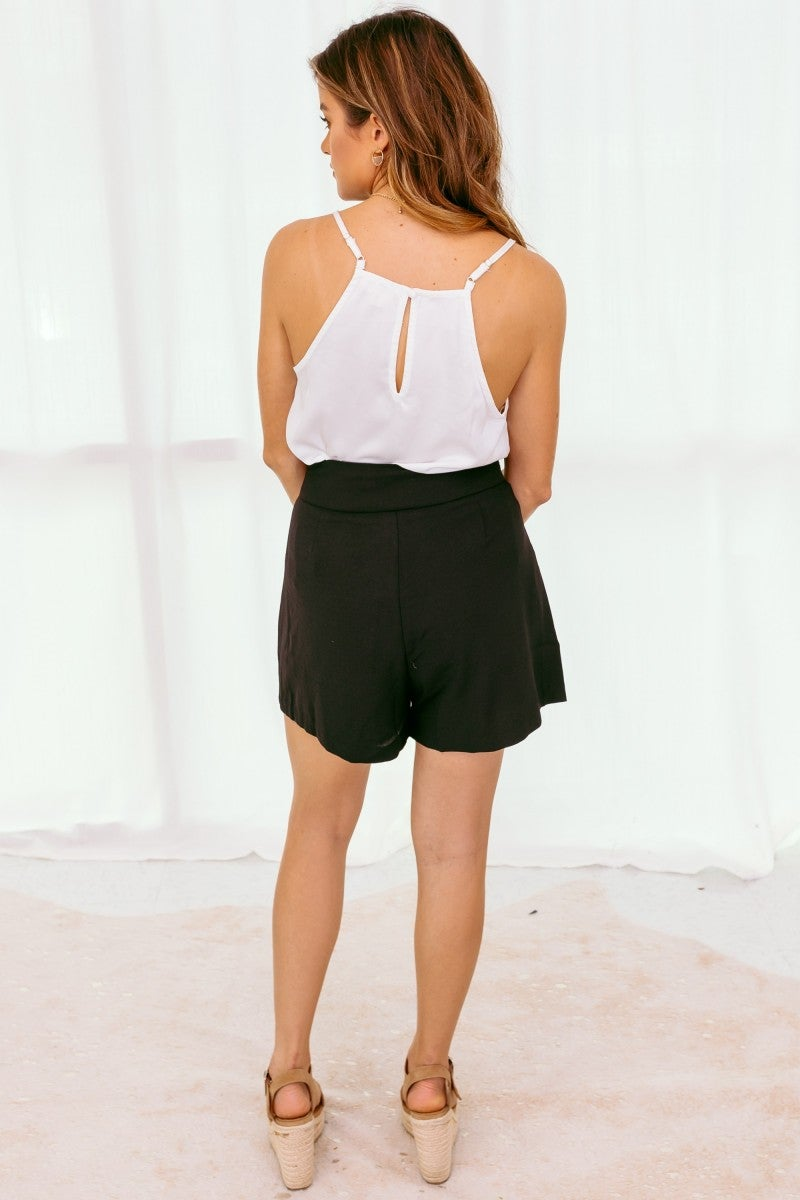 Black and Forth Shorts