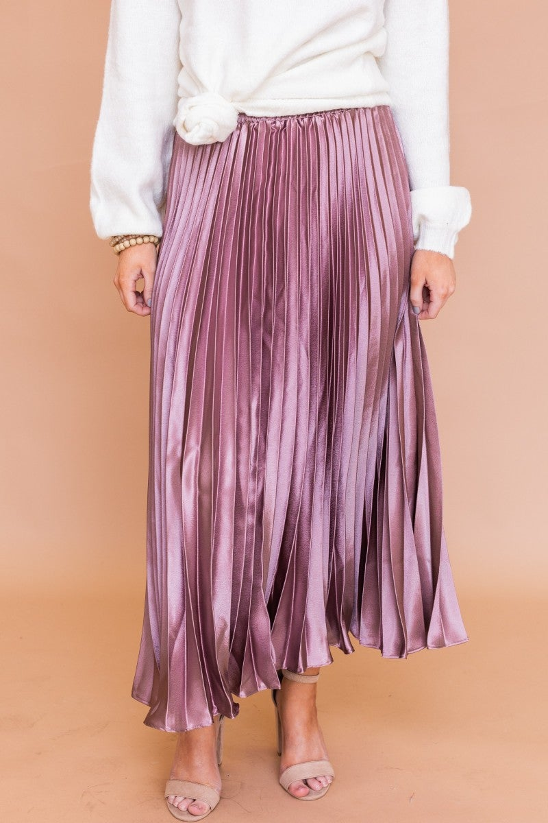 Pleats Let's Party Skirt
