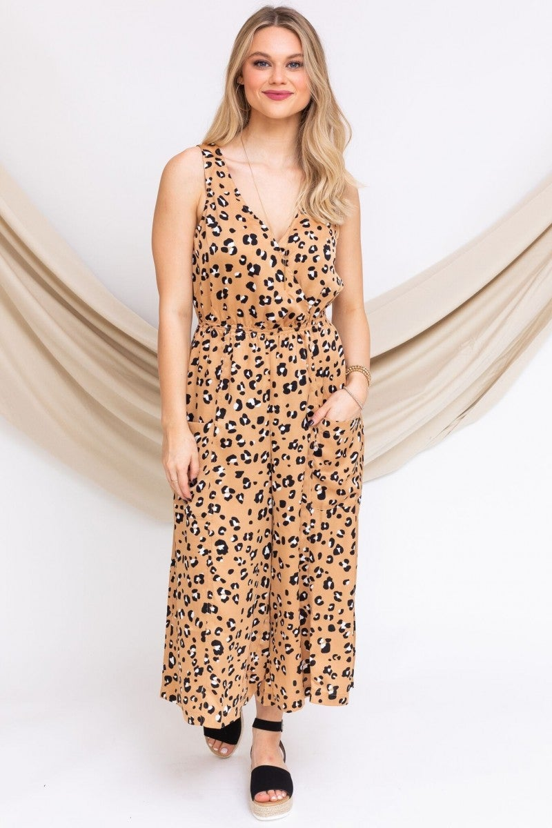 Next Level Leopard Jumpsuit