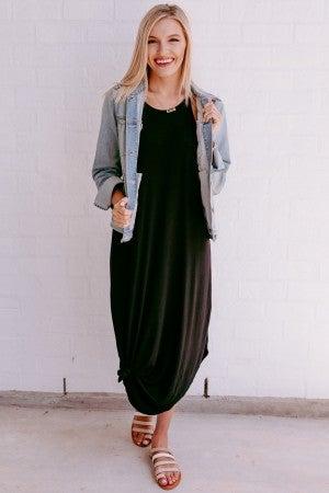 Dressed for Comfort Midi