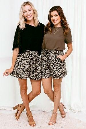 Living Boldly Shorts