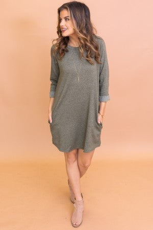 Softest Ever Sweater Dress