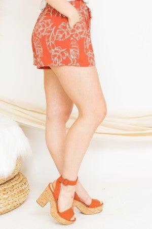 Aloha Summer Shorts