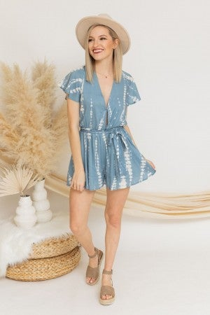 Tied to the Ocean Romper