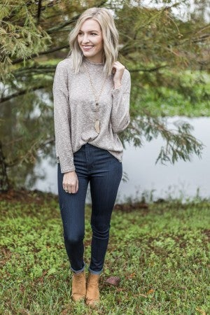 Layers are Key Knit Top