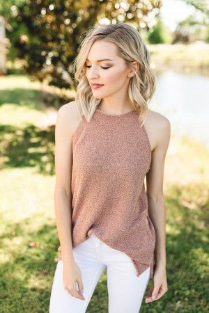 Don't Sweat It Knit Top