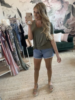 Sun's Out, Legs Out Shorts