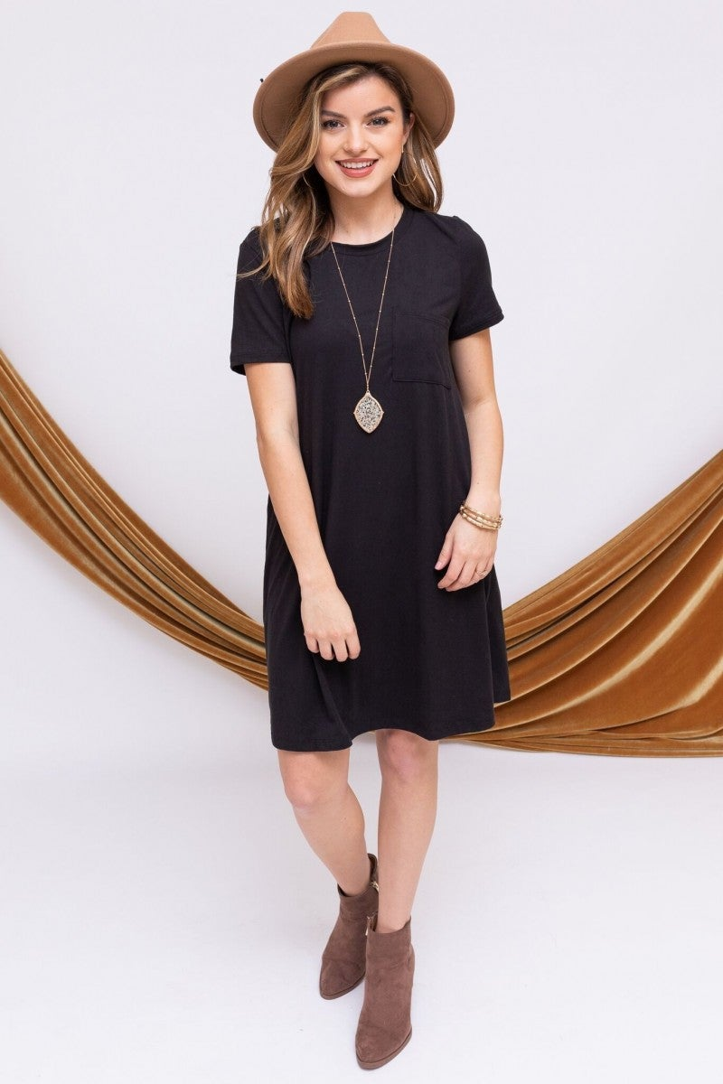 Perfect Fit Tee Dress