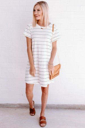 Going Steady Tee Dress
