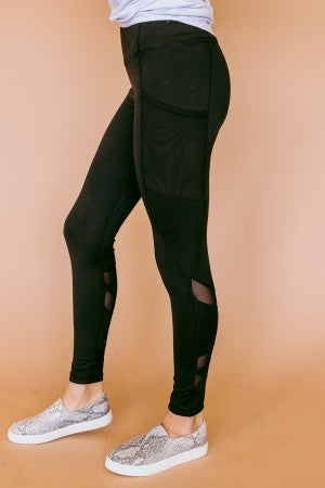 Waist Away Leggings *Final Sale*