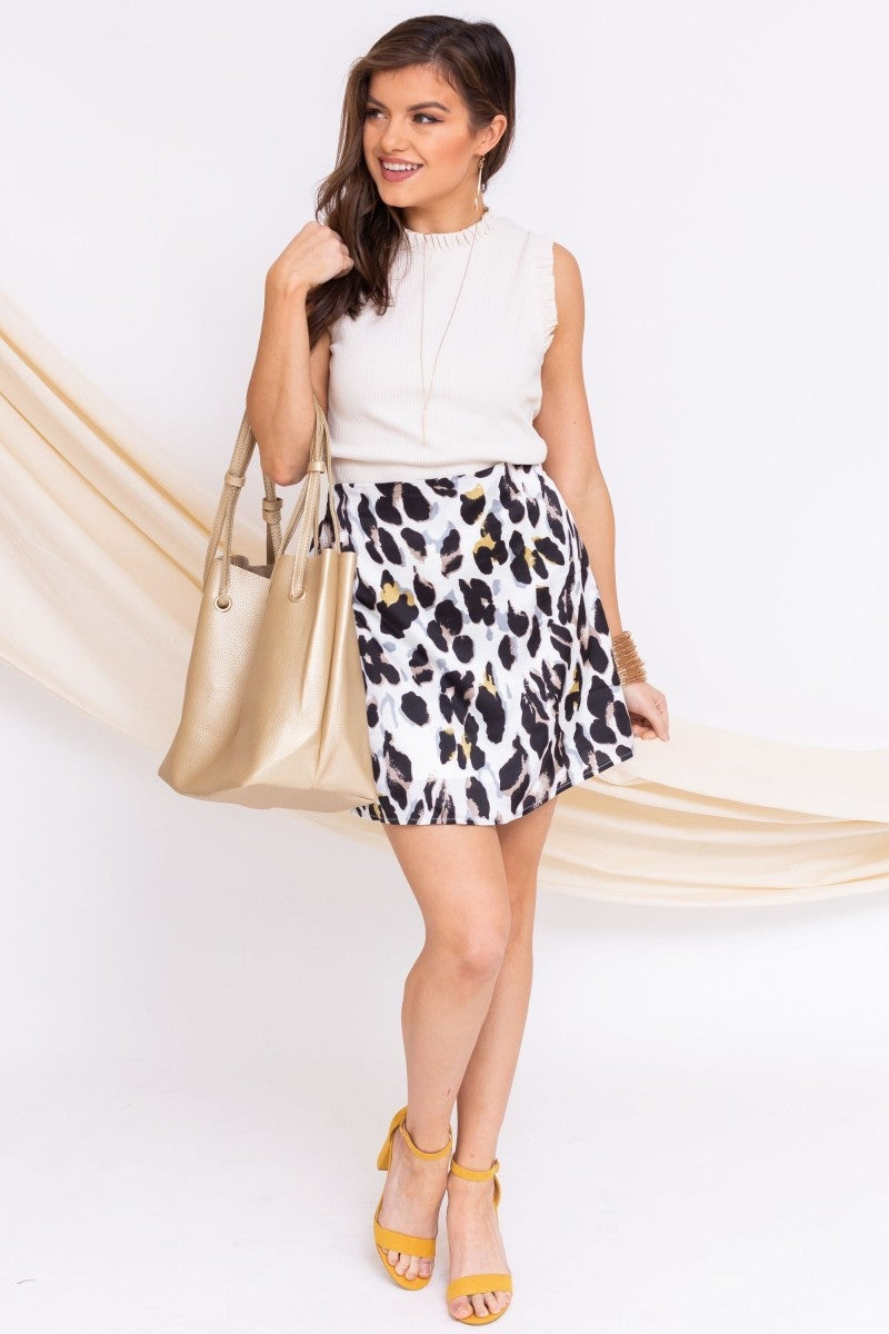 Sooner or Later Skirt