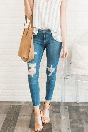 Damsel in Distress Denim