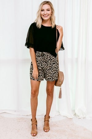 Living Boldly Shorts