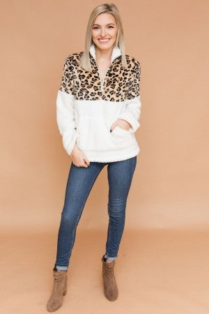 Wild About You Pullover