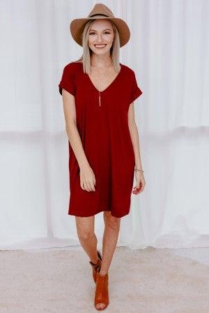 Polly Pocket Tee Dress