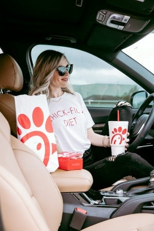 Did Someone Say Chick-Fil-A? Tee