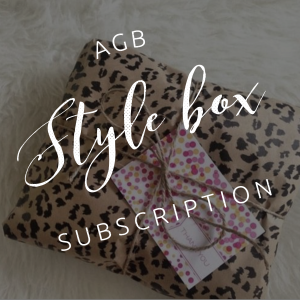 ⚠️NO COUPONS⚠️ AGB Style box