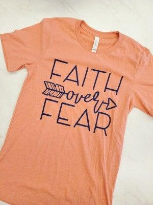 Faith over Fear Tee