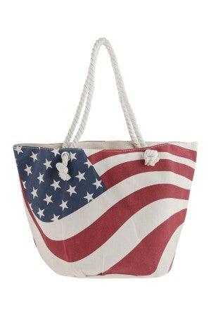 USA Beach Bag