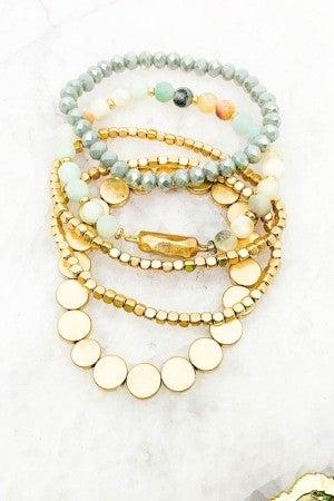 5 Strand Bracelet