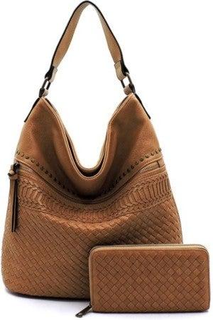 Fashion Vegan Leather Shoulder Bag