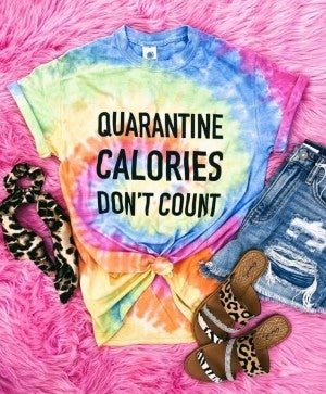 Quarentine calories don't count