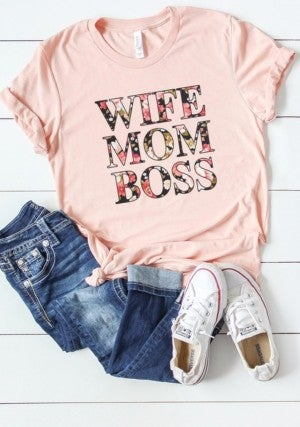 Mom Wife Boss