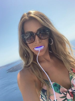 Beaut Blue Light Therapy Teeth Whitening System *Pre-Order*