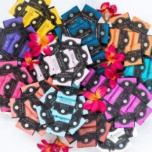 Mix*o*logie Sample Cards