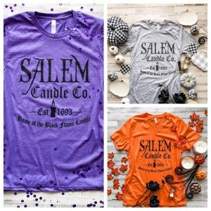 Salem Candle Co. Graphic Tee *Pre-Order*