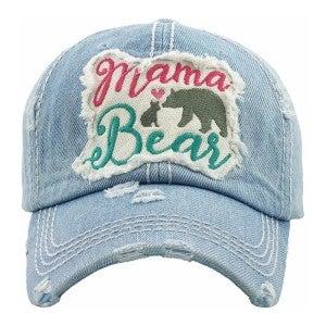 Mama Bear Cap