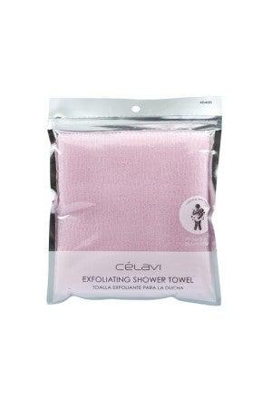 Exfoliating Shower Towel