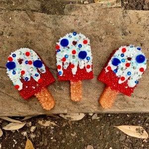 Patriotic Car Candles / Air Freshies