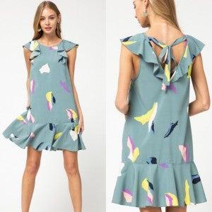 Nautical Mile Dress