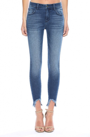 Light Wash Maddy Cello Skinny Jeans