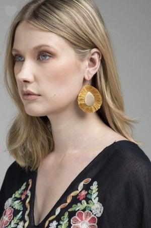Fringe Happy Earrings