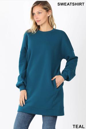 Classic Sweatshirt Dress