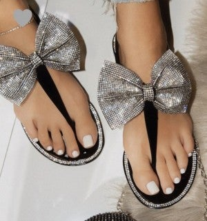 Sparkly Jelly Shoes