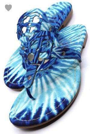 Tie Dye Burch Sandal