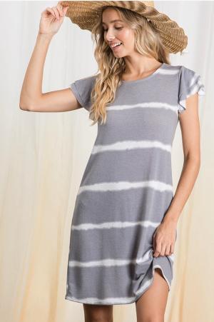 Uber Soft Tie Dye Dress