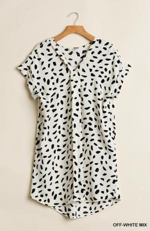 Parks Dalmatian Dress
