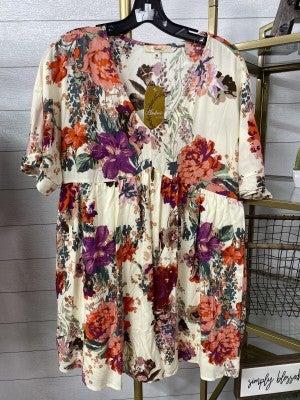 Kenzi Floral Dress