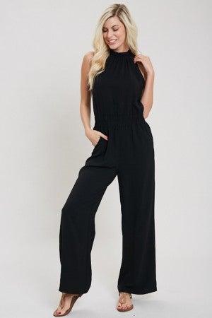 Just Black Jumpsuit